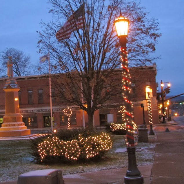 Historical-District-Downtown-Millersburg-Ohio-Early-Morning-Dec-2010