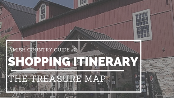 shoppingitinerary